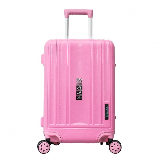 Vali khung nhôm Trip A09 size 60cm hồng
