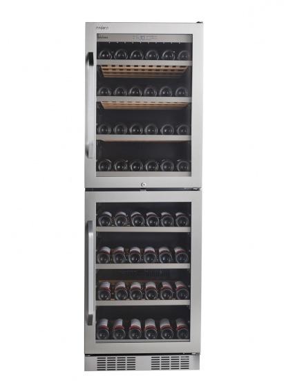 Tủ bảo quản rượu vang Kadeka KA - 165T