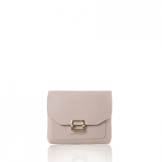 Túi thời trang Verchini màu kem 02004184