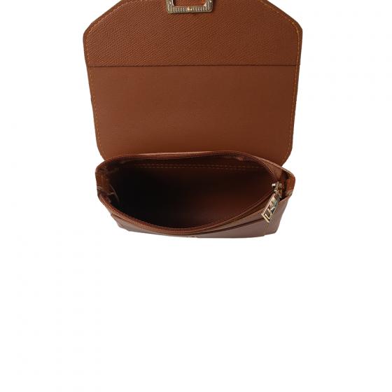 Túi thời trang Verchini màu nâu 02004186
