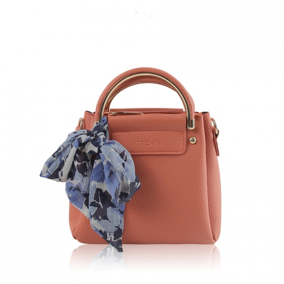Túi xách thời trang Verchini màu cam 02003553