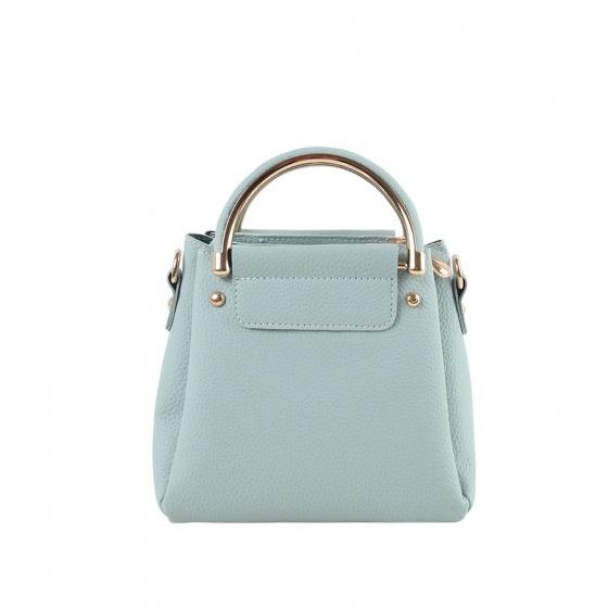 Túi xách thời trang Verchini màu xanh ngọc 02003559