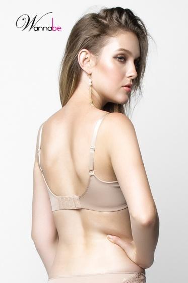 Áo ngực mút dây Wannabe AN802 (Da)