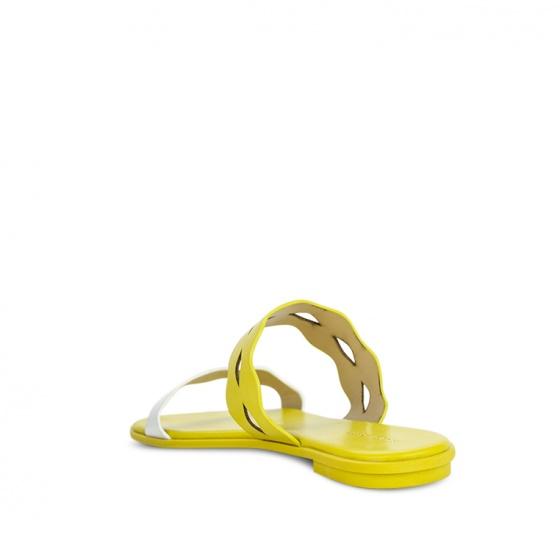 Dép thời trang Sablanca 5050DX0019 (Vàng)
