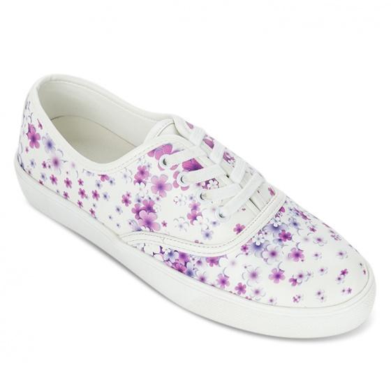 Giày sneaker thời trang Sablanca 5050BA0014 màu trắng