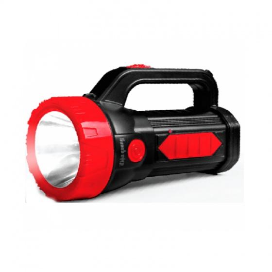 Đèn Pin LED Điện Quang ĐQ PFL09 R BLR (Pin sạc, Đen- Đỏ)