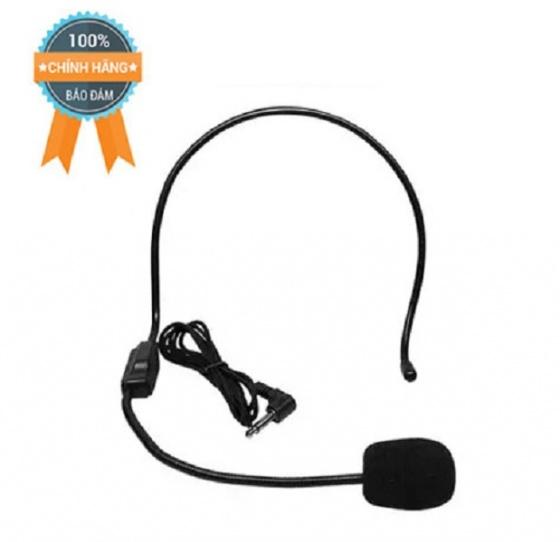 Micro quàng tai có dây cho máy trợ giảng