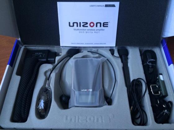 Máy trợ giảng Unizone 9580 F3 không dây