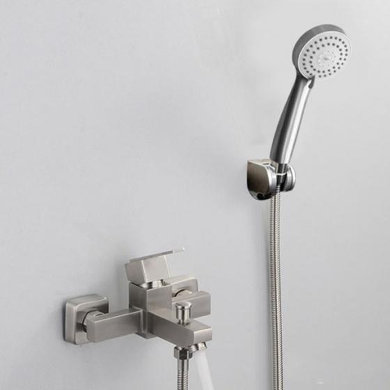 Bộ sen tắm nóng lạnh inox Zento SUS 2302