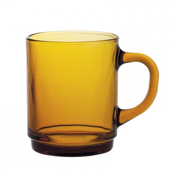 Ly có quai thủy tinh chịu lực Duralex lys 260 ml (bộ 6)