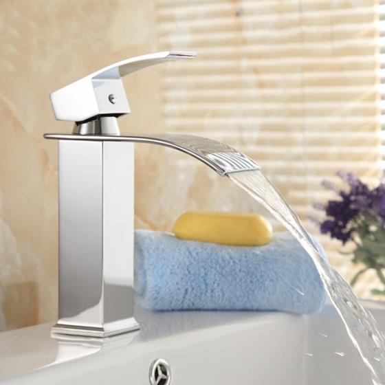 Trọn bộ vòi chậu rửa nóng lạnh cao cấp Zento ZT2055