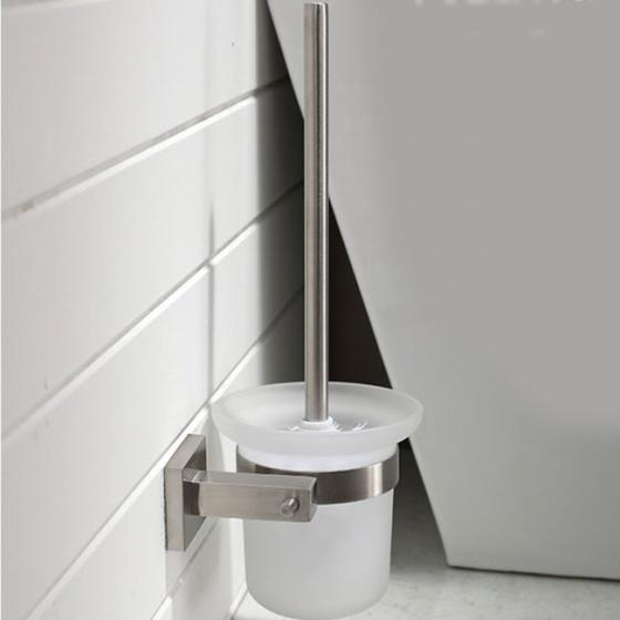 Bộ chổi cọ & kệ đỡ toilet inox304 Zento HC1271