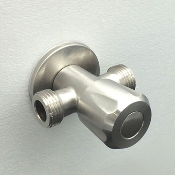 Van khóa giảm áp lực nước 2 đầu ra inox304 Zento ZT985
