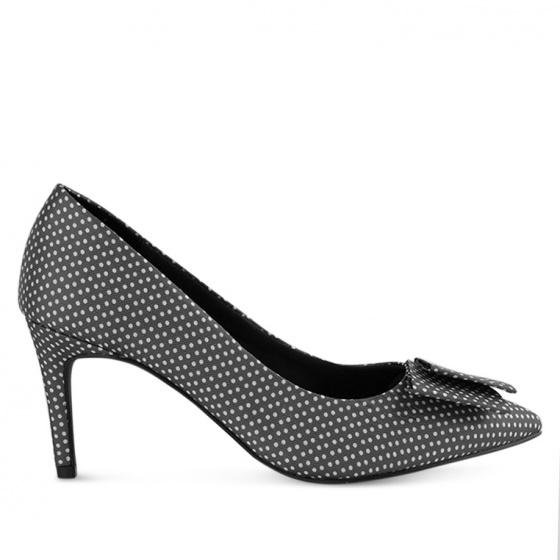 Giày bít nhọn thời trang Sablanca 5050BN0090 màu xám đậm