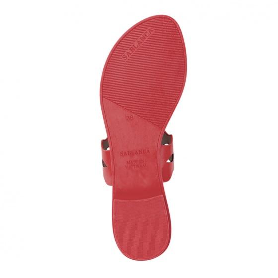 Dép thời trang Sablanca 5050DX0019 (đỏ)