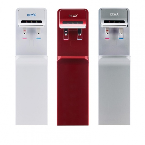 Máy lọc nước nóng lạnh REWA - RW - RO - 800S.Wine