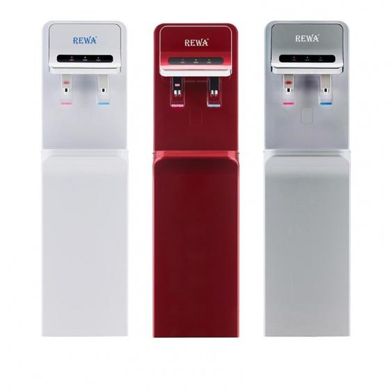 Máy lọc nước nóng lạnh REWA RW-NA-800S (bạc)