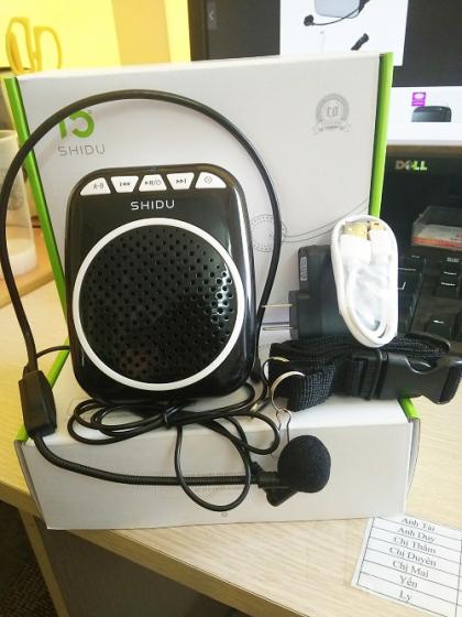 Máy trợ giảng Shidu SD308 có dây