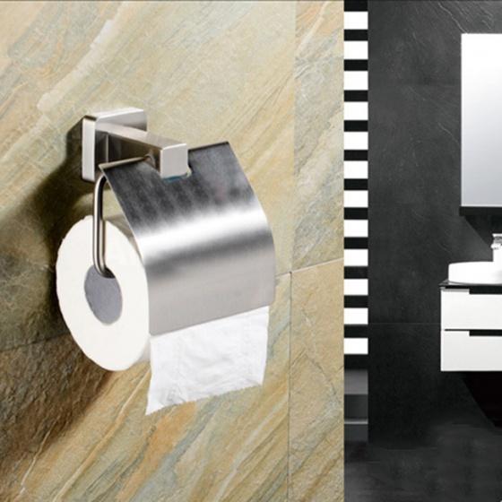 Lô giấy vệ sinh inox 304 Zento HC 1261