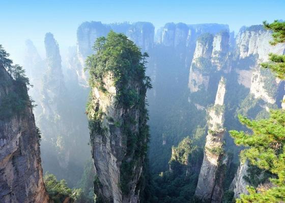 Tour Trung Quốc: Hà Nội - Trương Gia Giới - Phù Dung Trấn - Phượng Hoàng Cổ Trấn 6N - Lữ Hành Việt