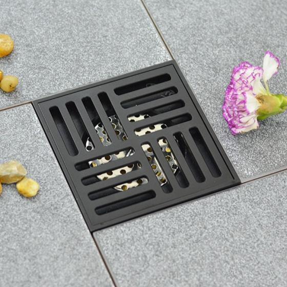 Thoát sàn chống mùi Black series Zento ZT572-1B