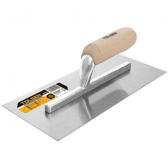Bay vuông cán gỗ 280x120mm Tolsen 41012