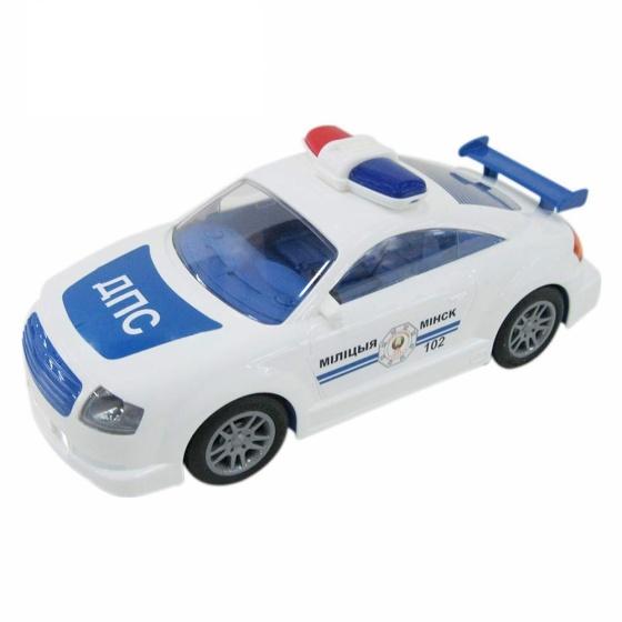 Xe cảnh sát giao thông Minsk đồ chơi Polesie Toys