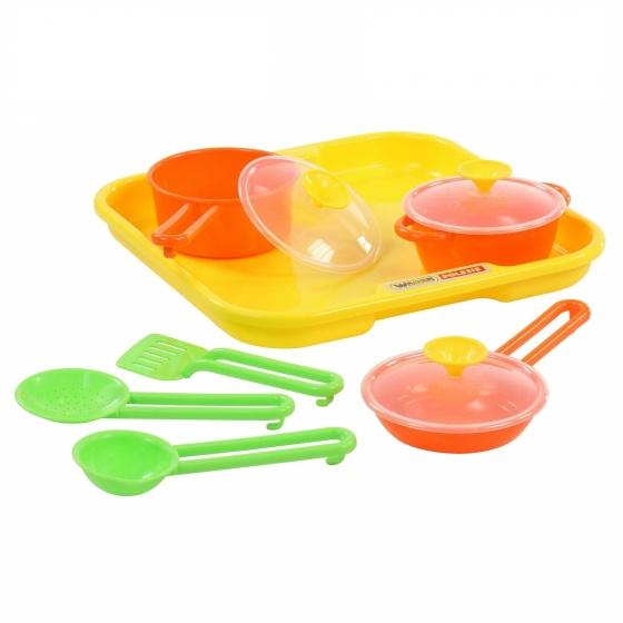Bộ đồ chơi phụ kiện nhà bếp Wader Quality Toys