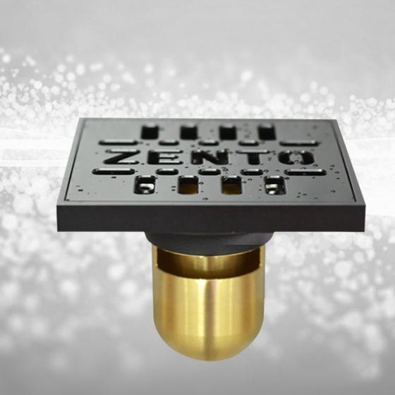 Thoát sàn chống mùi black series Zento ZT570-1B