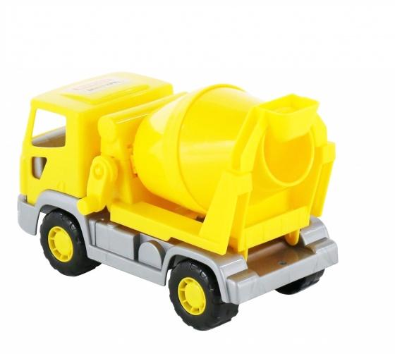 Xe trộn bê tông xây dựng Tipper đồ chơi Wader Quality Toys