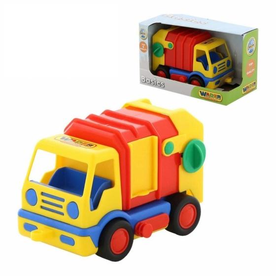 Xe môi trường xử lý rác đồ chơi Wader Quality Toys