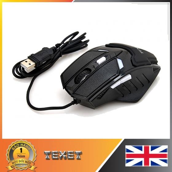 Chuột game Texet HH-X2