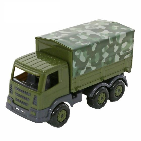 Xe tải quân sự SuperTruck đồ chơi Polesie Toys