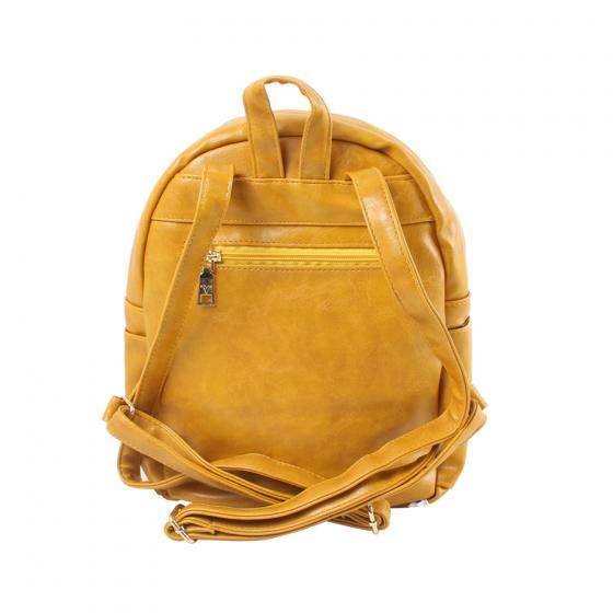 Balo thời trang Verchini màu vàng khoang 02003936