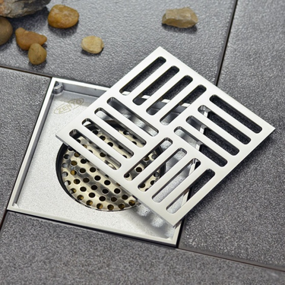 Thoát sàn chống mùi và côn trùng Zento ZT572.