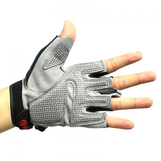 Găng tay tập gym Đại Việt GT006 đen size L (đôi)