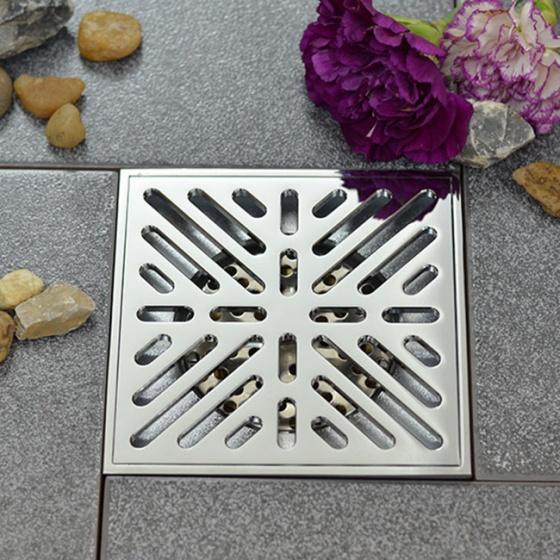 Thoát sàn chống mùi và côn trùng Zento ZT576.
