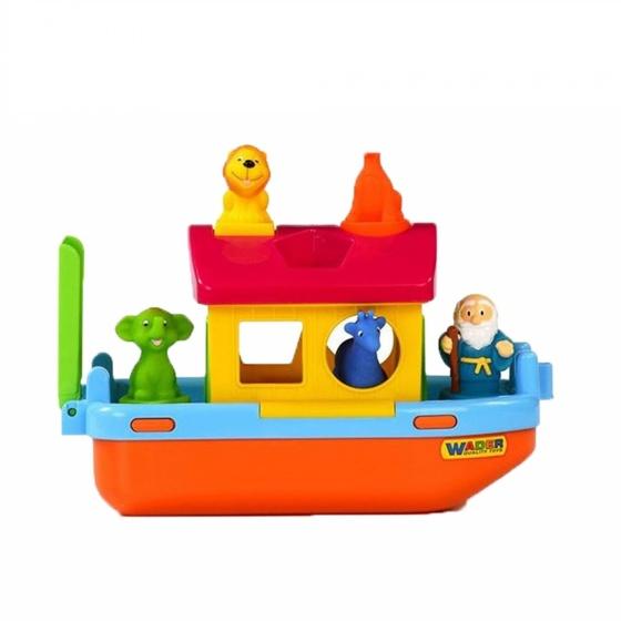 Con thuyền của Noah đồ chơi Wader Quality Toys