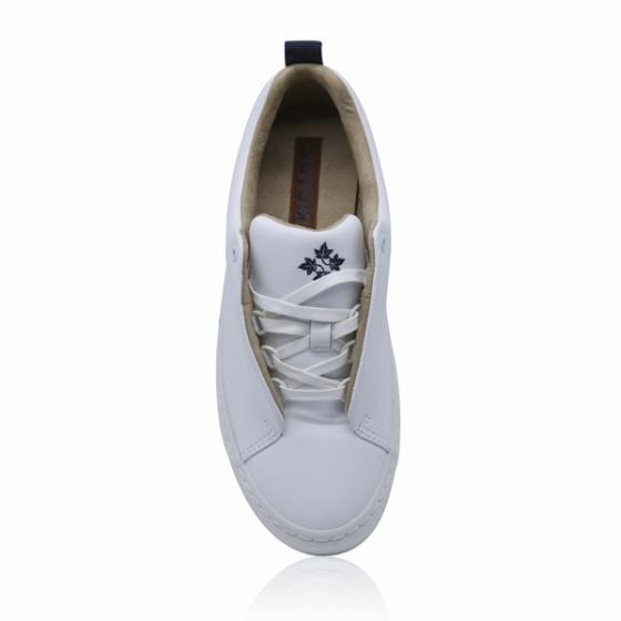 Giày sneaker nam Sutumi M147 - Trắng