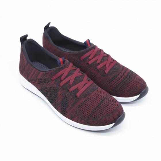 Giày lười nam Sutumi M204 - đỏ