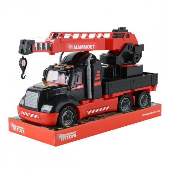 Xe cẩu Mammoet đồ chơi Polesie Toys