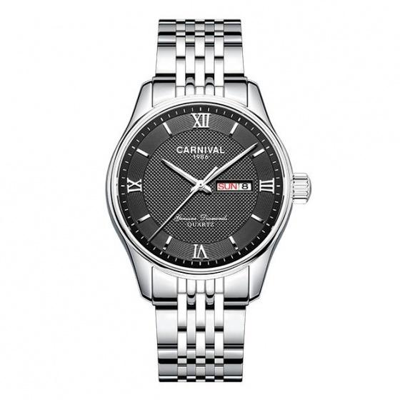 Đồng hồ nam dây thép Carnival G50402.202.011