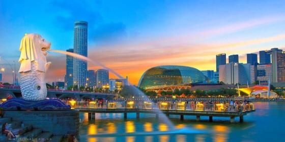 Tour du lịch Singapore: Hà Nội - singapore - Sentosa 4 ngày 3 đêm bay hàng không 5 sao Singapore Airlines