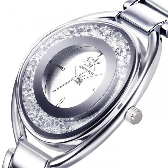 Đồng hồ nữ chính hãng Shengke UK K0016L-01