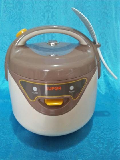 Nồi cơm điện 0,8L Supor CFXB16YB3VN