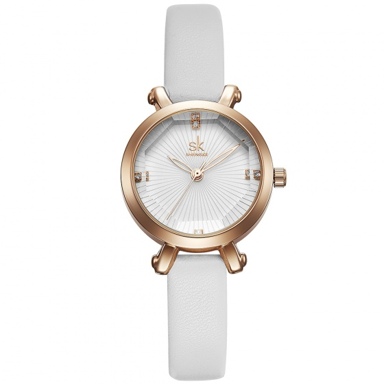 Đồng hồ nữ chính hãng Shengke UK K8046L-04