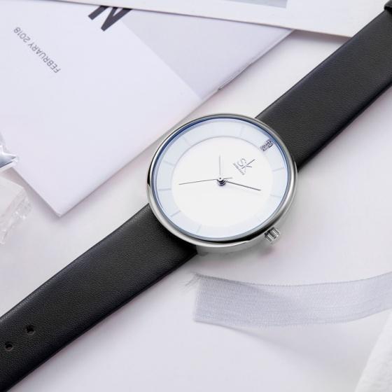 Đồng hồ nam chính hãng Shengke Korea K8062G-01