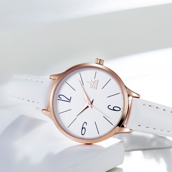 Đồng hồ nữ chính hãng Shengke UK K8064L-04