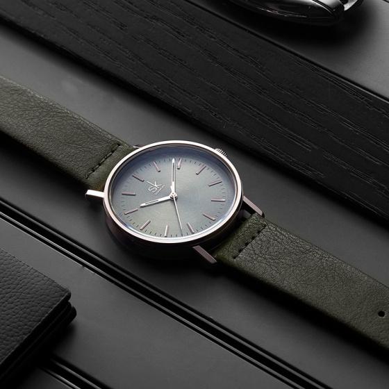 Đồng hồ nam chính hãng Shengke Korea K8065G-02