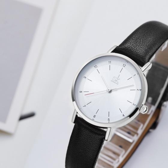 Đồng hồ nữ chính hãng Shengke Korea K8066L-02